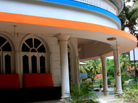 Oval Palace