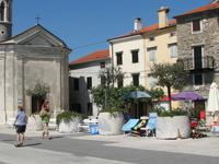 studio in Mediterraenian town Piran
