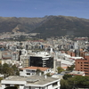 The best view to Quito city.