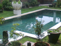 Villa with pool in beautiful Bali