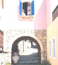 Arolithos Traditonal Cretan Village-Hotel