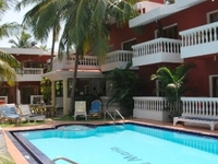 Ave Maria Beach Resort  Goa