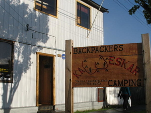 Backpackers Kawashkar