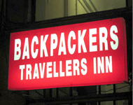 Backpackers Travellers Inn