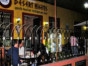 Desert Nights Hostelling International