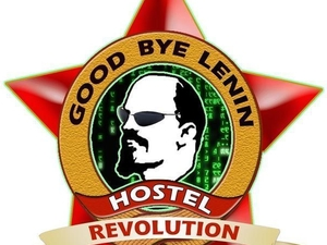 Good Bye Lenin Hostel - Revolution!