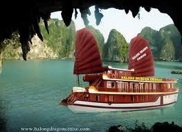 Halong Bay Sail - Camellia