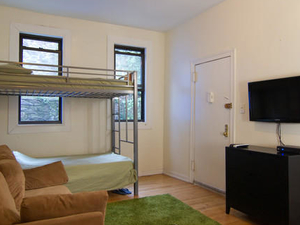 Hamilton Heights Garden Apartment