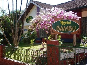 Hostel Bambu Guazu