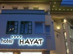 Hotel Hayat-Sarajevo