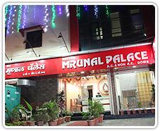 Hotel Mrunal Palace