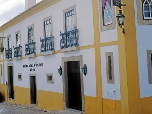 Hotel Real D'Obidos