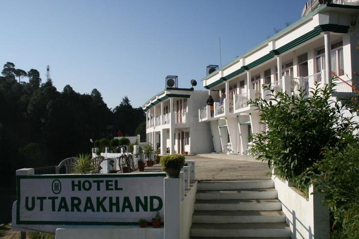 Hotel Uttarakhand  Kausani  India Photos