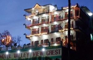 Hotel Valley View Crest