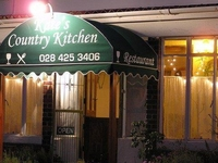 Kate's Country Kitchen Accommodation