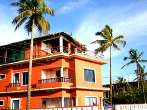 Kuzhupilly Beach House
