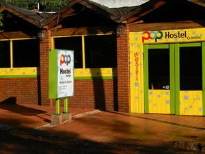 POP Hostel Garden