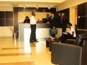 PrideInn Hotel & Conferencing, Westlands Road.