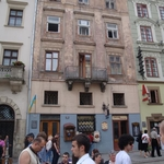 Rynok Square Apartment at the Very Center of Lviv