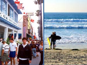 San Diego's Ocean Beach International Hostel
