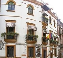 Seville Picasso Backpacker