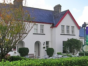 The Old Cable Historic House circa 1866