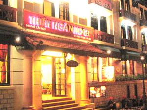Thien Ngan Sapa Hotel