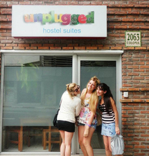 Unplugged Hostel Suites Centro