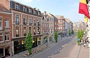 Atel Theatrehotel Leuven Centr