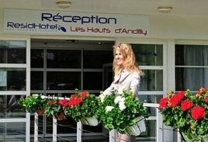 Residhotel Les Hauts Dandilly