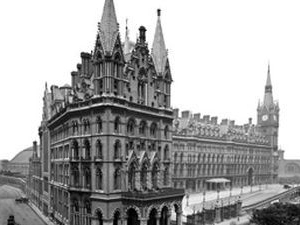 Renaissance St Pancras London