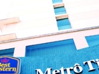 Best Western Metro Tiete