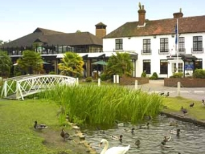 Best Western Frensham Pond