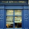 Bw Paris Louvre Opera