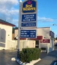 Best Western Fawkner Airport