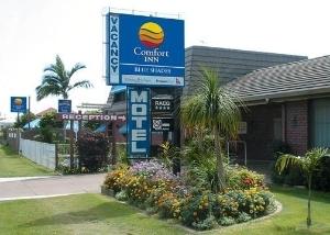Comfort Inn Blue Shades