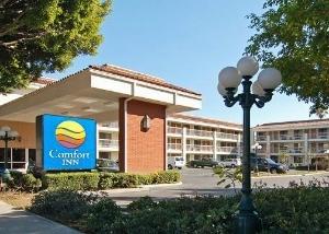 Comfort Inn Near Pasadena Civi