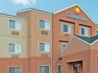 Comfort Inn Downtown Near Lake