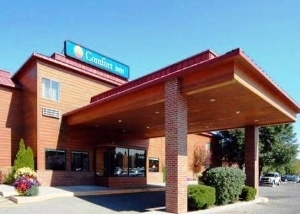 Comfort Inn At Buffalo Bill Vi