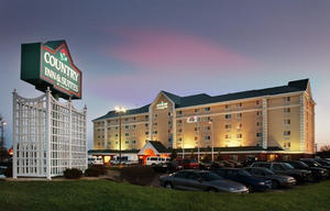 Country Inn And Suites Bloomington W