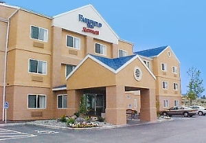 Fairfield Inn Marriott Kennewi