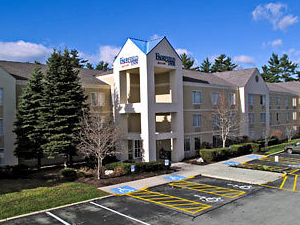 Fairfield Inn Marriott Scarbor