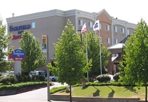 Fairfield Inn Marriott Sea Tac