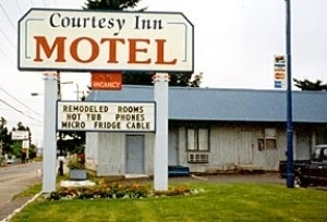 Courtesy Inn Motel Portland