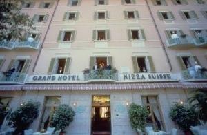 Grand Hotel Nizza Et Suisse