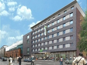 Holiday Inn Exp St Paul Messe