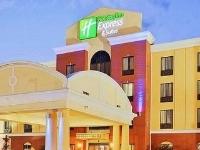 Holiday Inn Exp Clinton Knoxvi