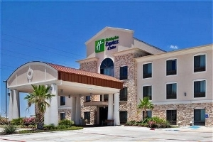 Holiday Express and Suites Hutto
