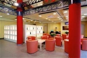 Holiday Inn Exp Lanche Chirico