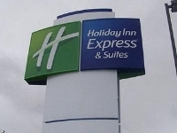 Holiday Express and Suites Rock Spri
